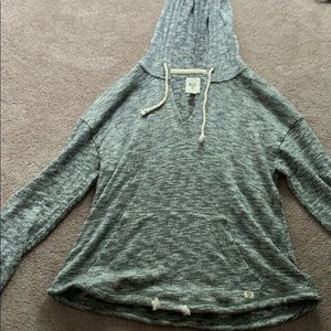billabong hoodie size large